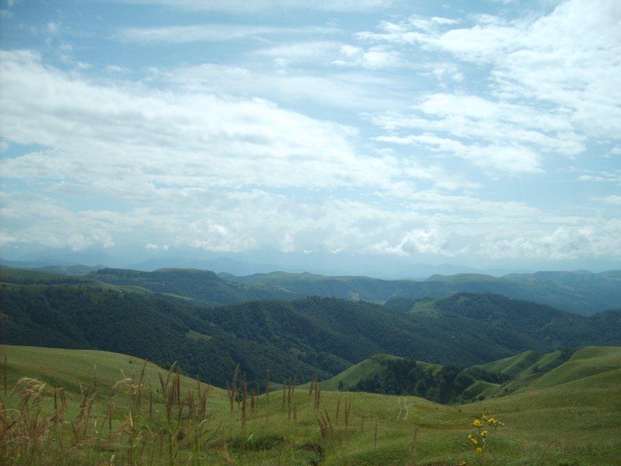 ;Лучше гор могут быть только горы - Марина М