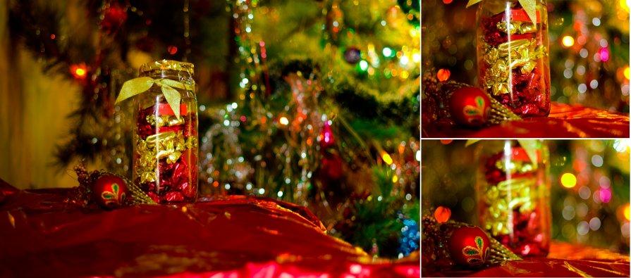 новогодний сюрприз - Настя Филиппова