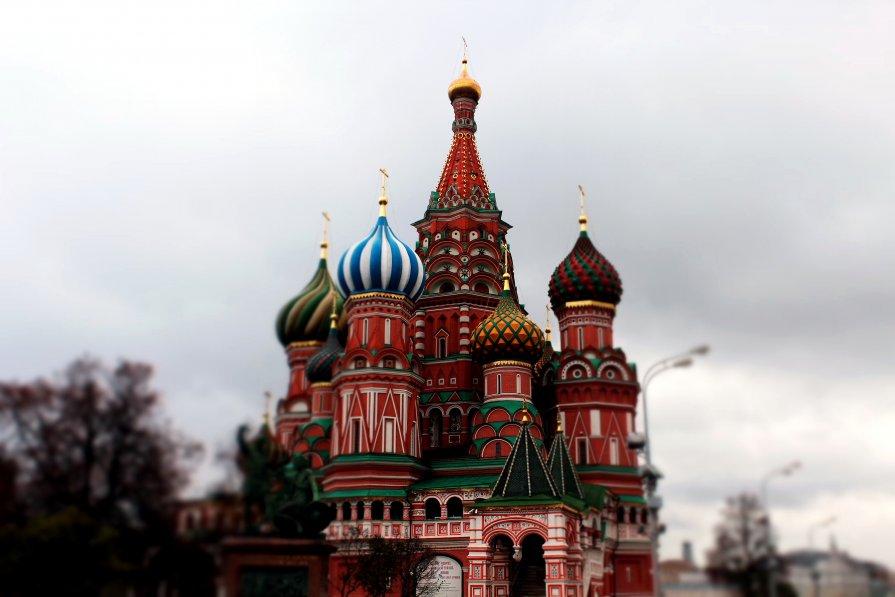 Москва - Карина Миасарян