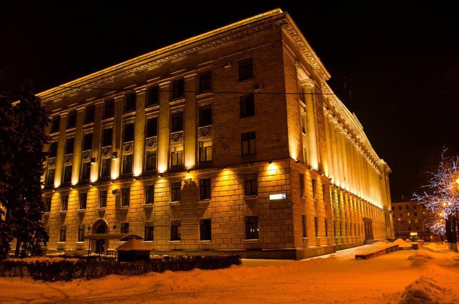 здание правительства пензенской области - Влад Римский