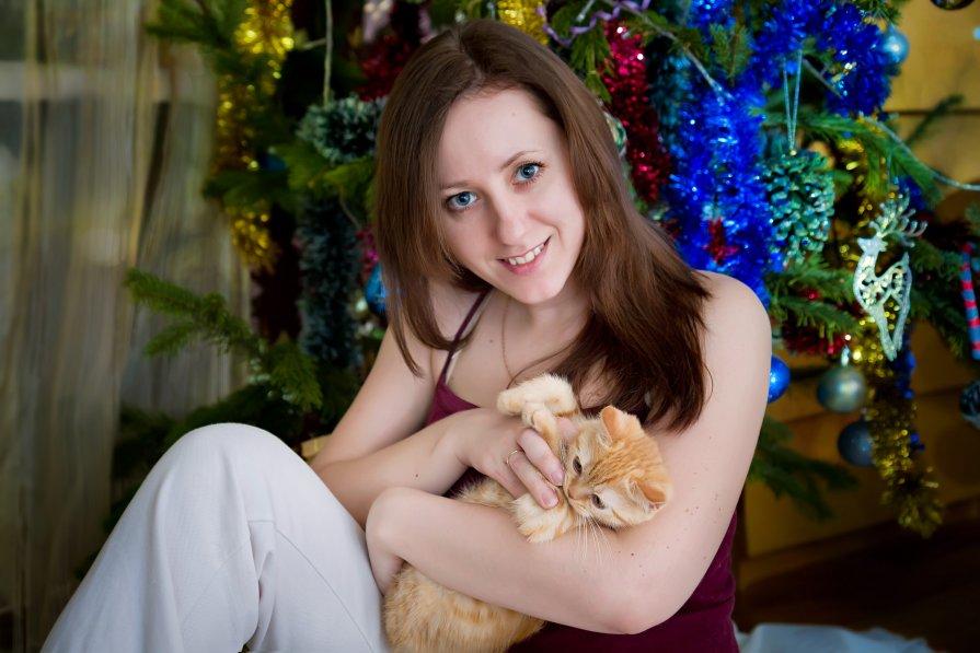 Новый год - Наталья Овсянникова