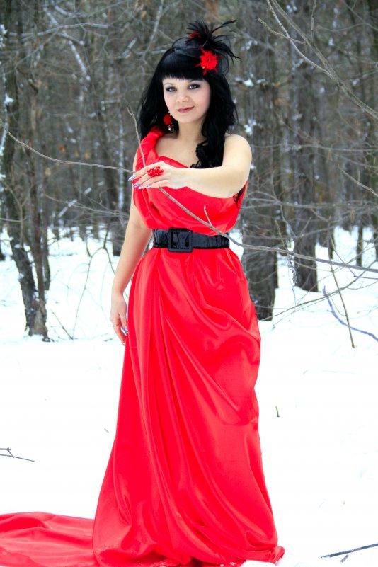 Сказочная зима - Алсу Шакирова