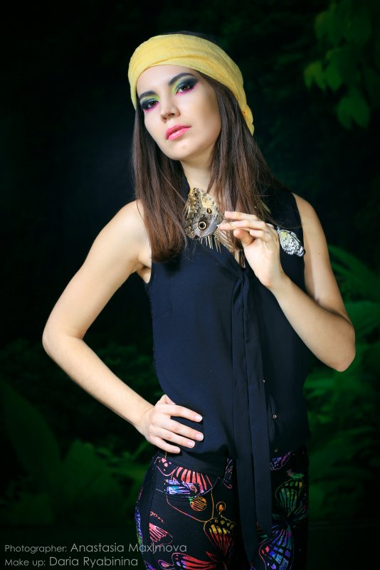 Butterflies - Анастасия Максимова
