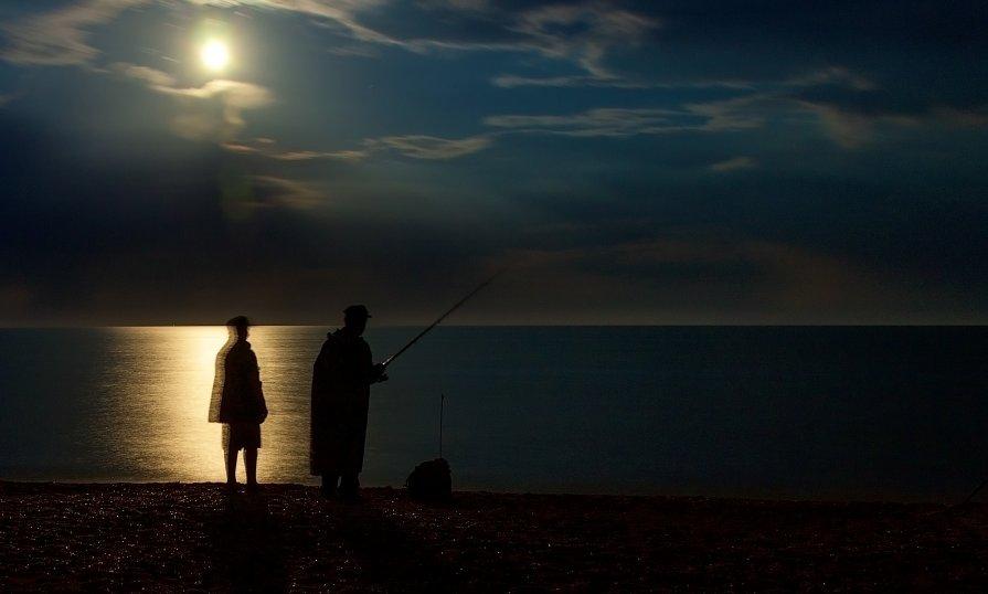 В лунном свете - Алексей Спирин