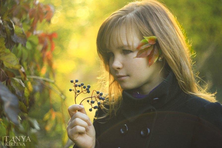 Осень - Таня Харитонова