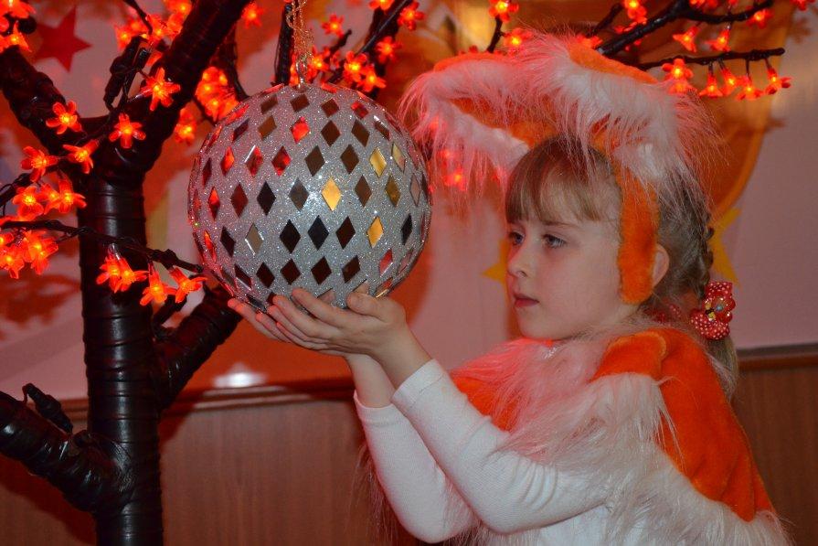 Волшебный шар - Анна Ермак