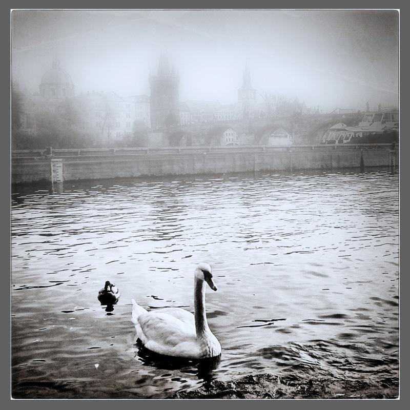 Прага, утро - Юрий Дрейзин