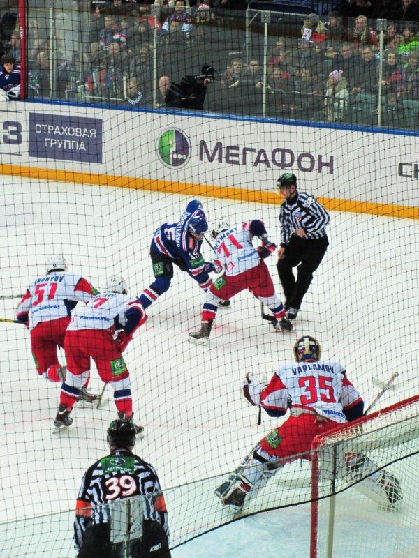 СКА-Локомотив 4:0 - Алексей Кудрявцев