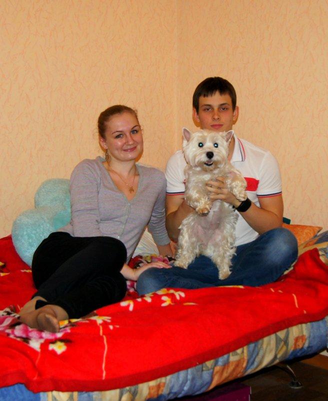 С лучшим другом - Анастасия Сергиенко