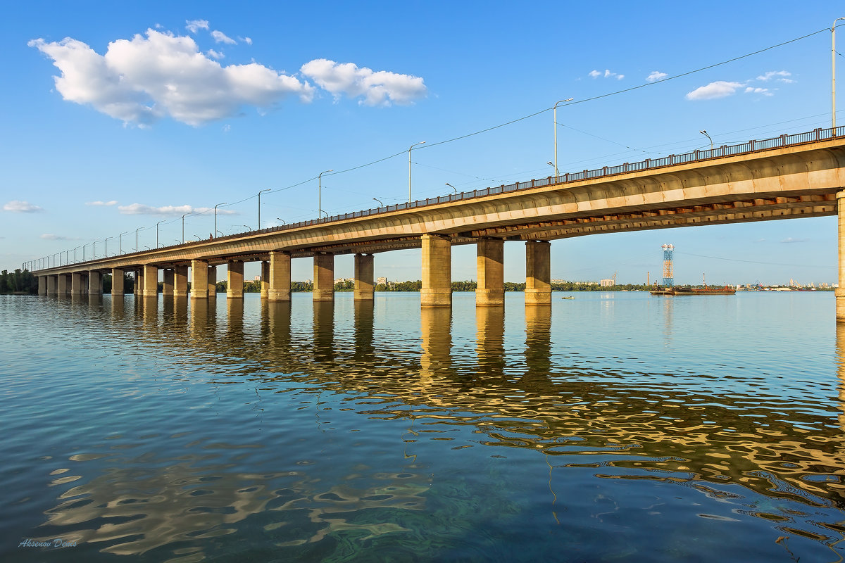 Кайдакский мост - Denis Aksenov