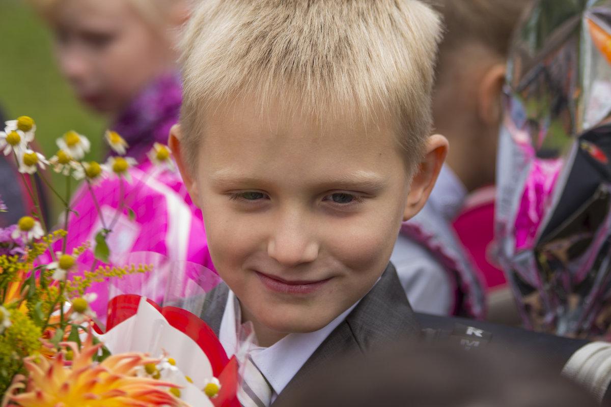 1 СЕНТЯБРЯ - Андрей Бурухин
