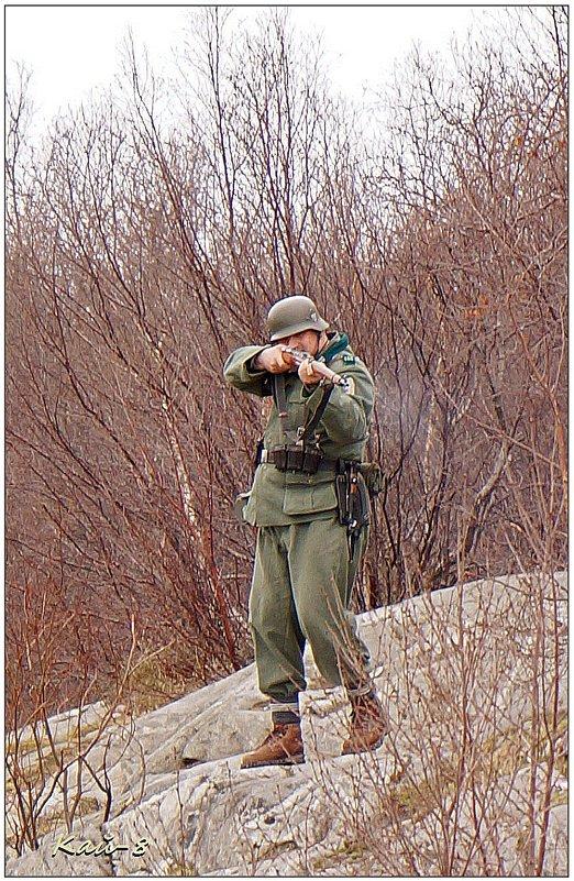 Прицельный огонь - Кай-8 (Ярослав) Забелин
