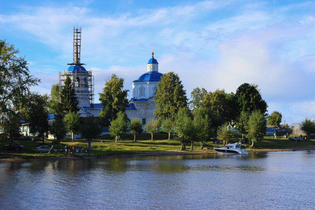 церковь Похвалы Богородице - Вячеслав Исаков
