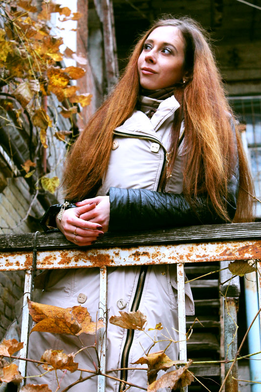 Осень... - Allekos Rostov-on-Don