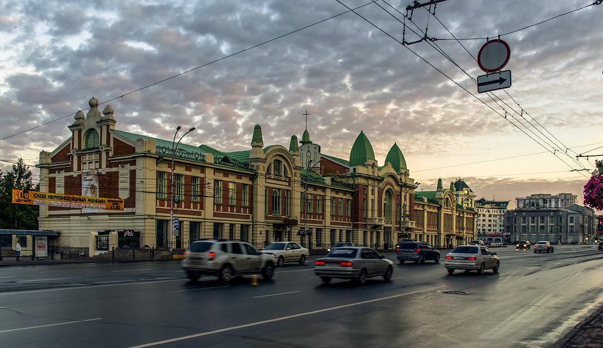 Городские зарисовки - Sergey Kuznetcov