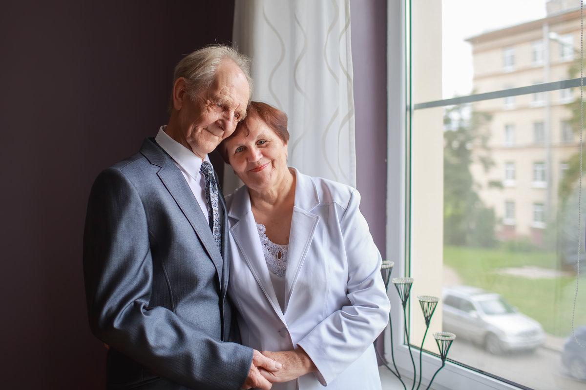у любви нет возраста... - Анна Димант