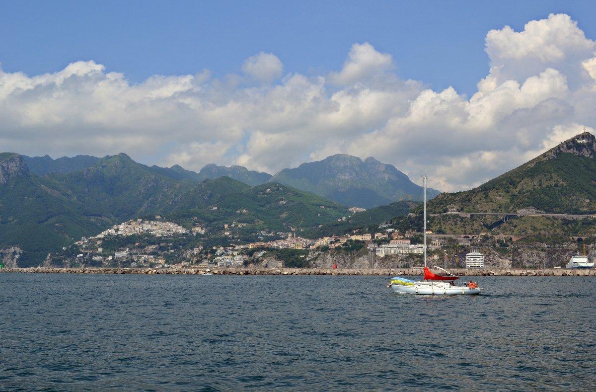 Отдых на Итальянском побережье - Ольга