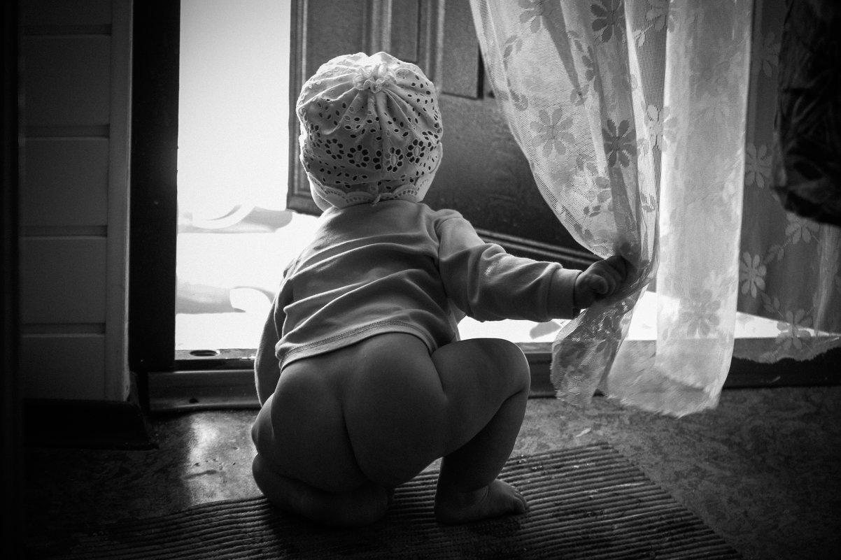 Дверь во взрослую жизнь - Антуан Мирошниченко