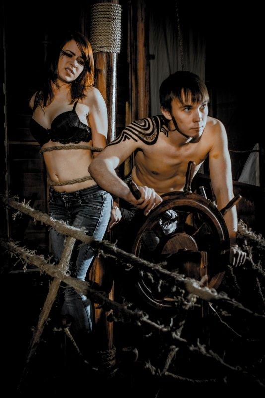 Пираты)) - Денис Кёнигшверт