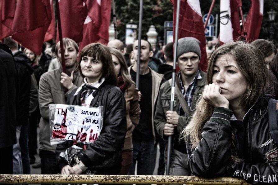 митинг 2 - Сергей Вавилов