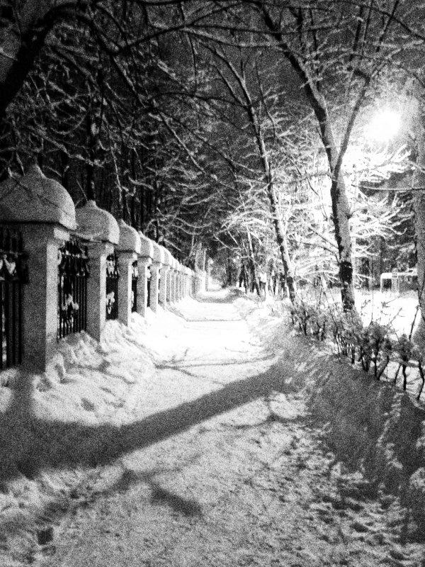 Ночь. Улица. - Кирилл Ельцов