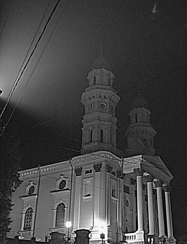 церковь - Женя Петров-Юкин