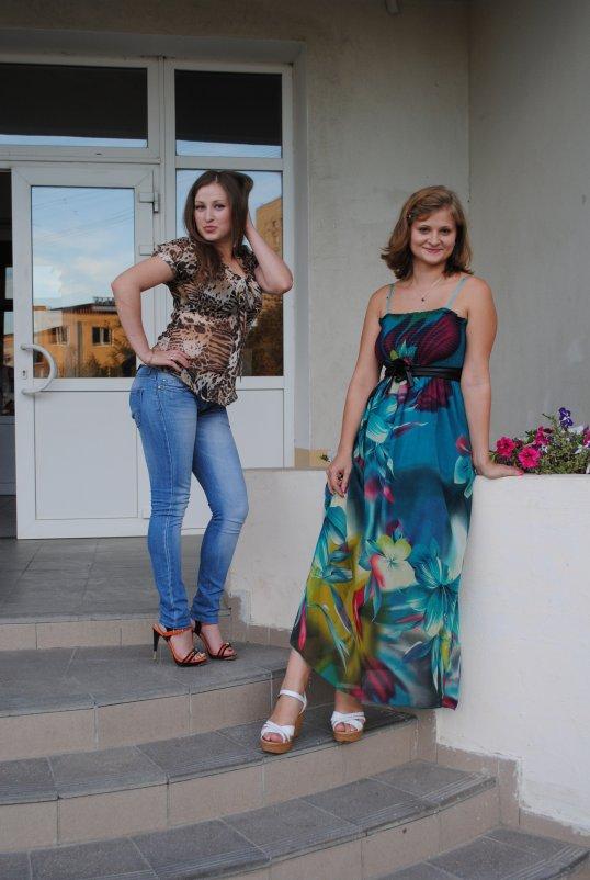 Я и Виолетта - Екатерина Чернышова