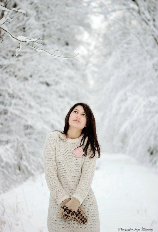 Cold winter - Inga Medvedeva