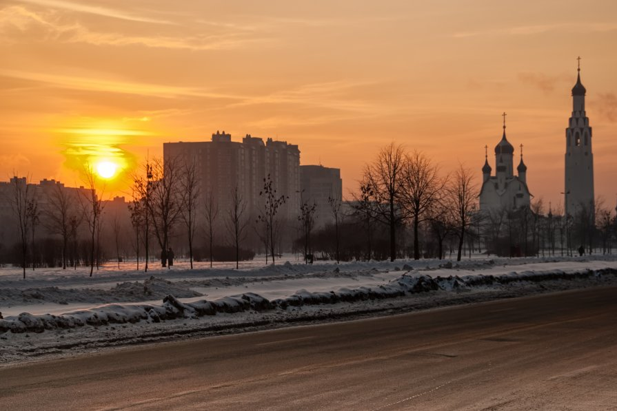 Храм Святого Первоверховного Апостола Петра - Алексей Кудрявцев