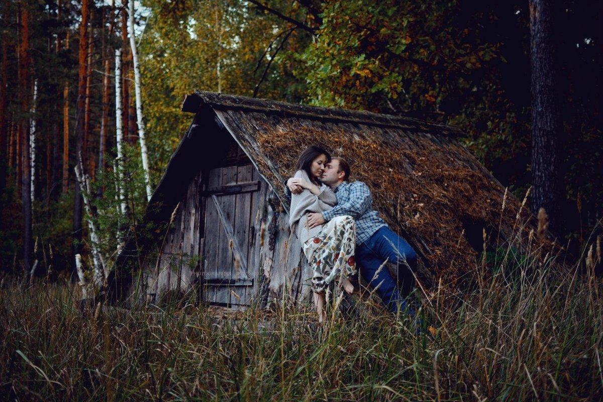 С милым рай и в шалаше ) - Ирина Фёдорова