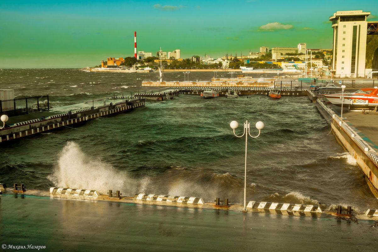 Владивосток осенний картинки
