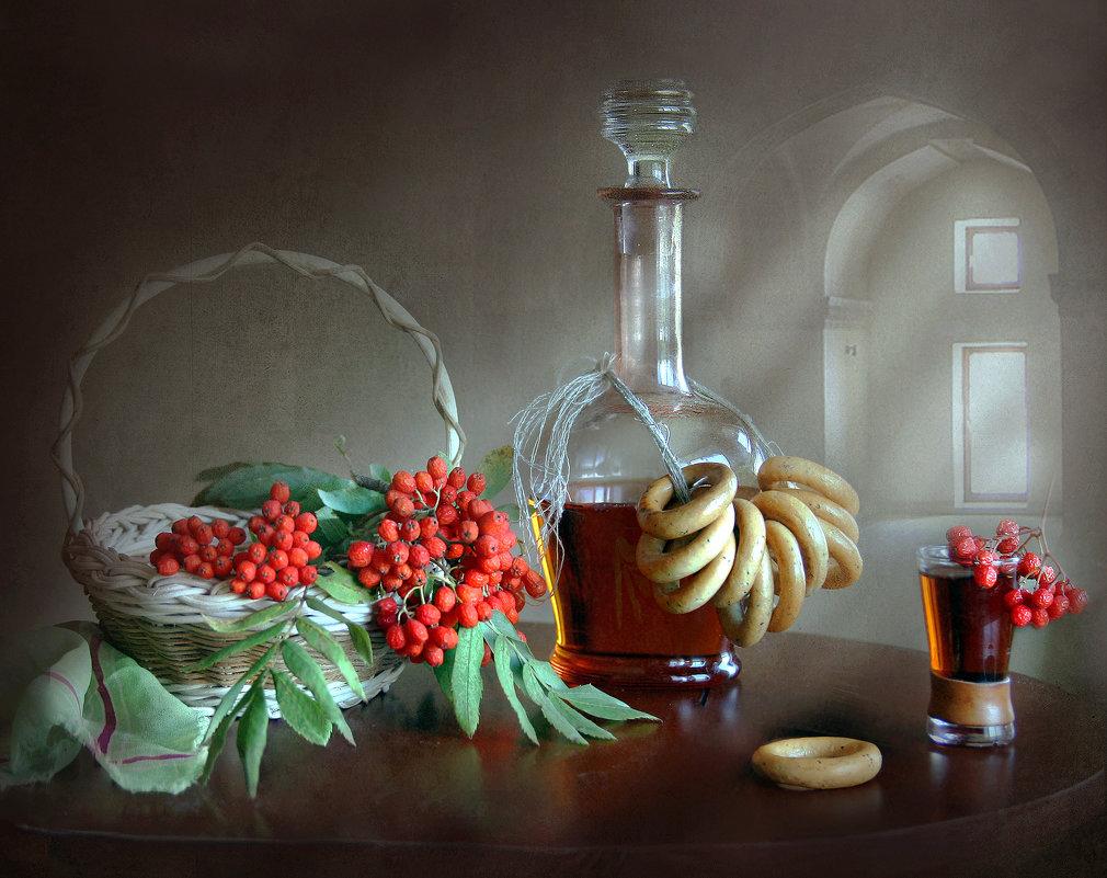 Рецепт рябина на коньяке в домашних условиях