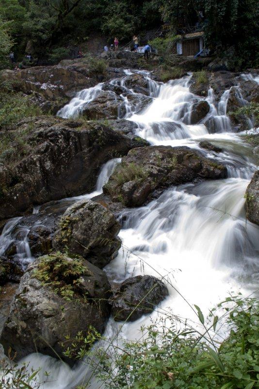 Водопад - Ekaterina Shchurina