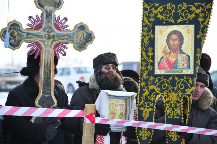 Крещение - Сергей Берг