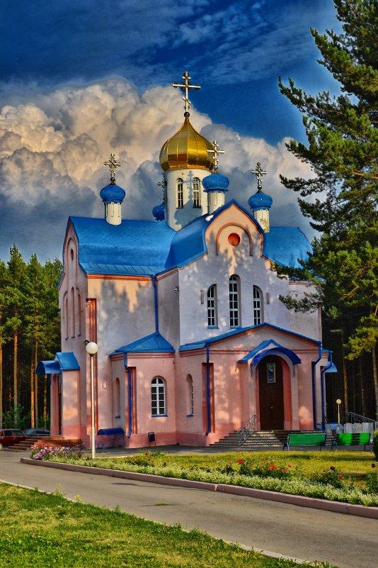 католический костел в прокопьевске можно
