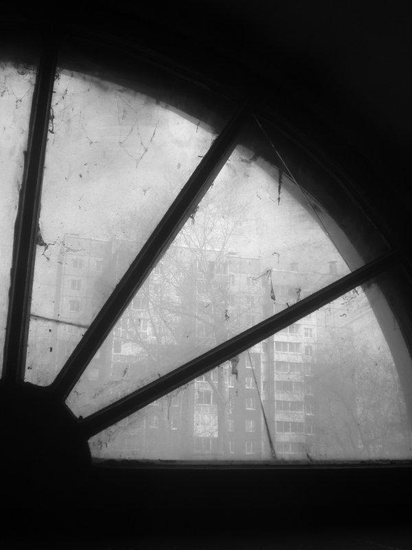 сквозь круглое окно - Зоя Яковлева