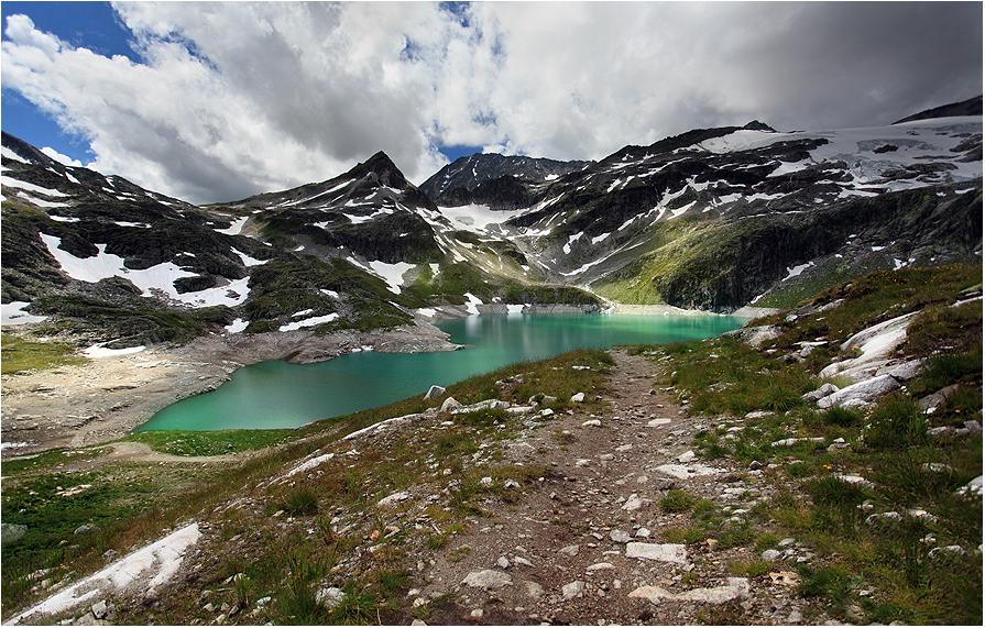 Озеро горной лазури - Виктория Иванова