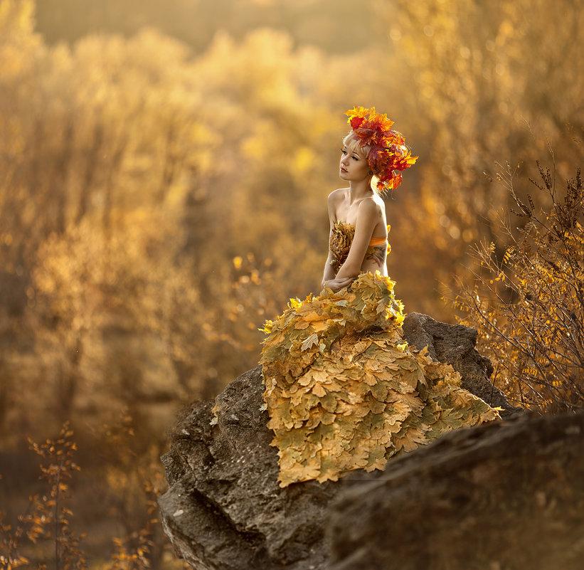 Осенняя дива - Марина Жаринова