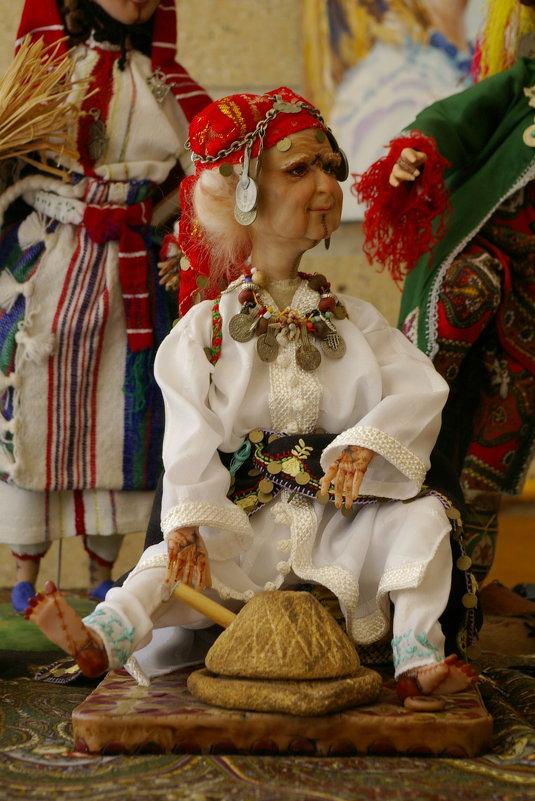 Кукла ручной работы. - Светлана marokkanka