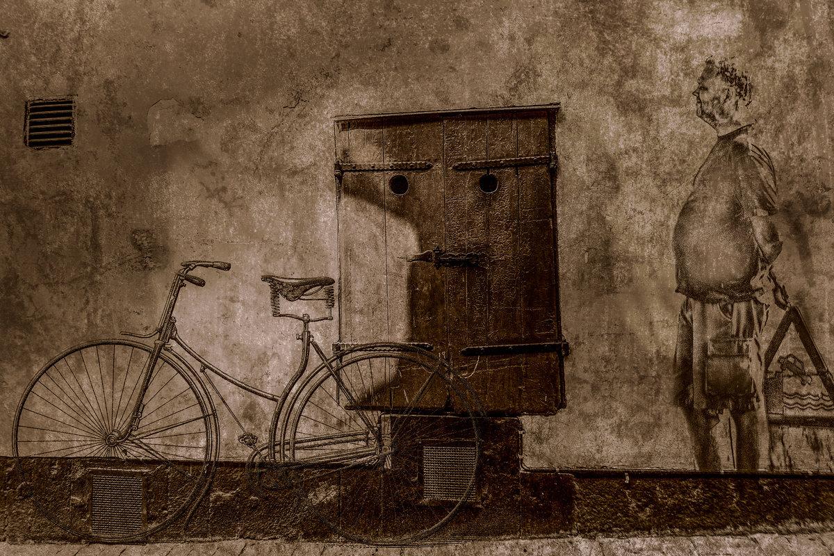 Тайная дверь - Николай
