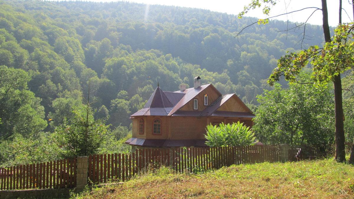 Домик в горах - Яна Михайловна