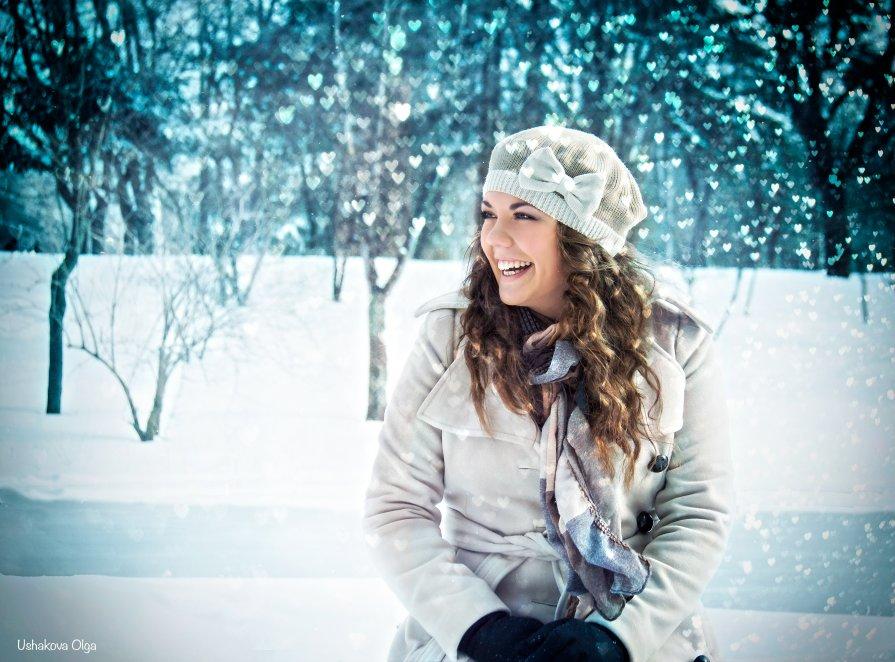 Волшебная зима - Ольга Ушакова