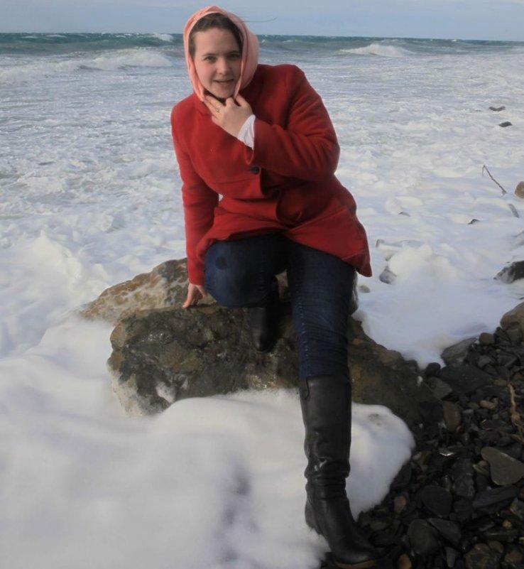 Сидя на камне - Alex Romanov