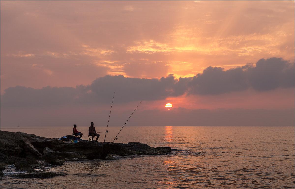 рыбалка в кальпе