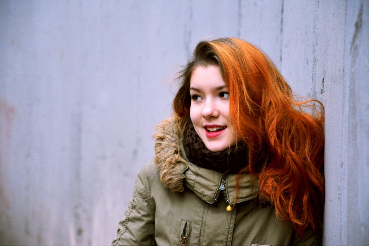 Рыженькая - Zlata Tsyganok