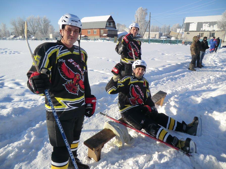 Хоккеисты... - Владимир Павлов