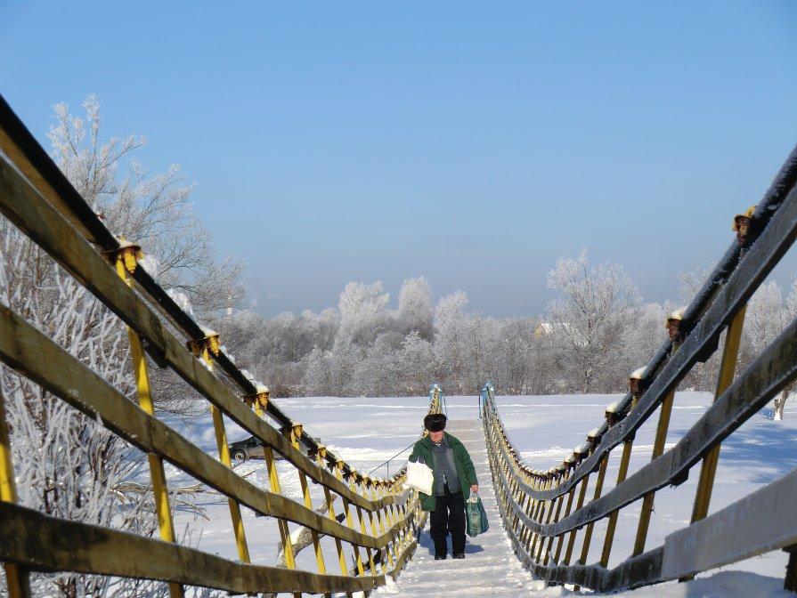 На мосту... - Владимир Павлов