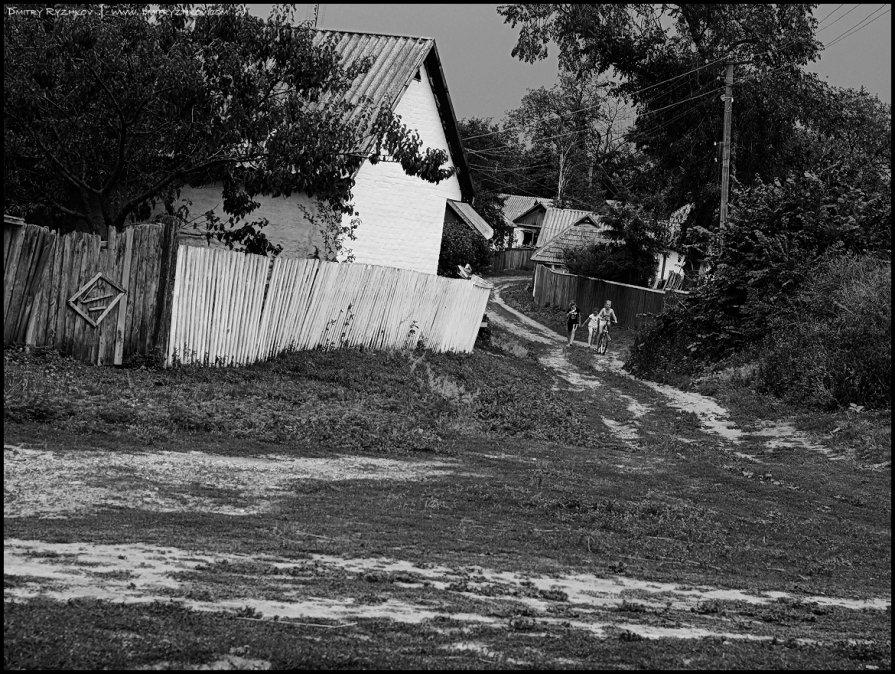 Вот моя деревня - DR photopehota