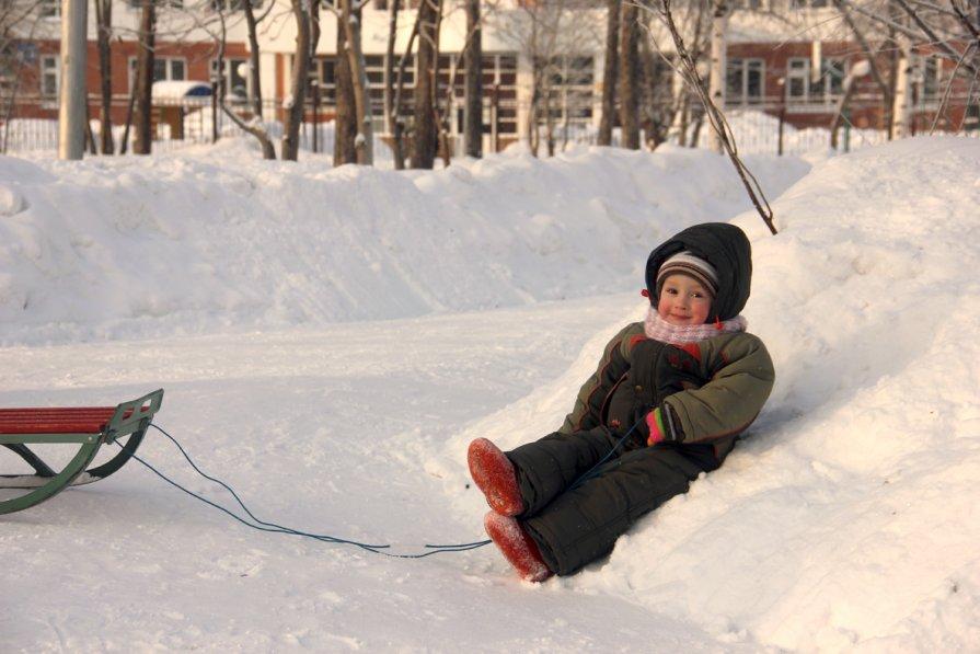 зима - Ульяна Сафронова