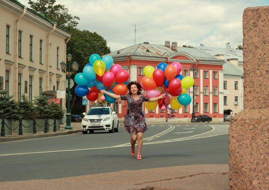 прогулка - Наталья Наталья